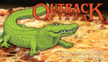 Outback Pizza & NIghtclub