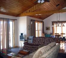About Hearthside Vermont Rental
