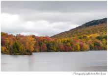 Fall Colors at Hearthside Rental in Vermont